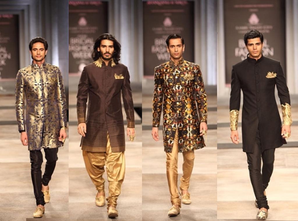 Knight In Shining Armani Men Lead The Fashion Brigade In India Coralesque