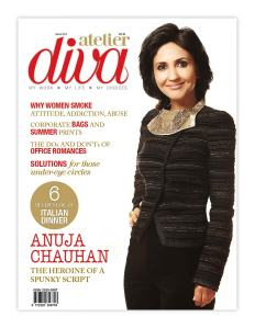 Diva March 2013 cover