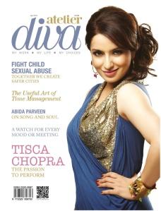 Atelier Diva April 2013 cover