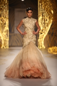 A look from Gaurav Gupta's 2013 bridal collection