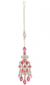 The 'maang tikka' from Swarovski's Vaiata range