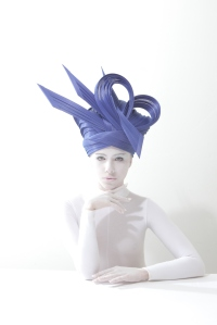 A hat by Philip Treacy