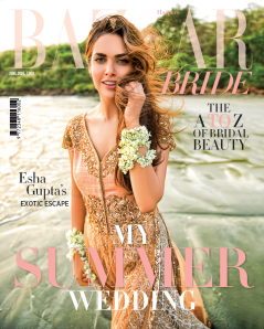 Harper's Bazaar Bride India