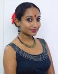 Sharanya Manivannan (Pix by Bhagirathy Samudram)