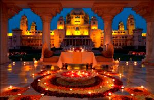 Umaid Bhawan, Taj Hotels, Resorts and Palaces