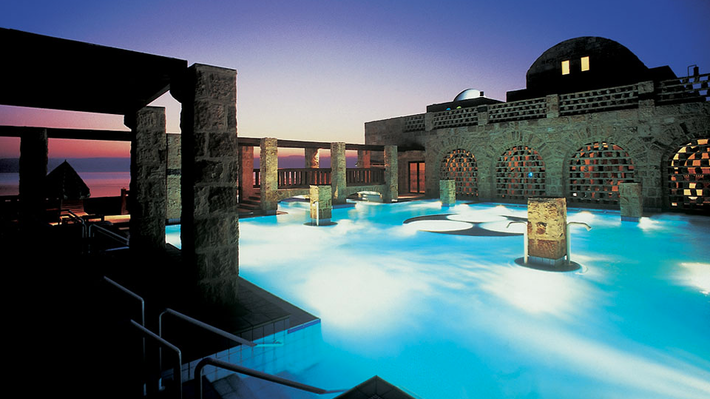 Zara Spa, Mövenpick Resort, The Dead Sea