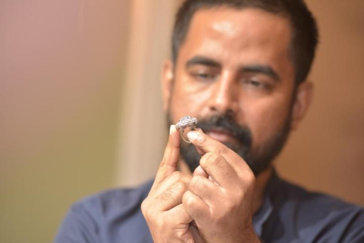 Sabyasachi Mukherjee at the Forevermark Zanyah Collection Launch