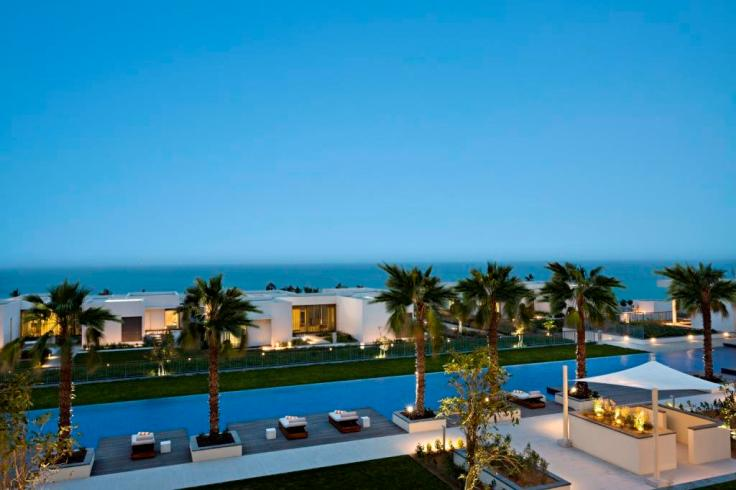 Overview_Facade The Oberoi Beach Resort, Al Zorah.jpg