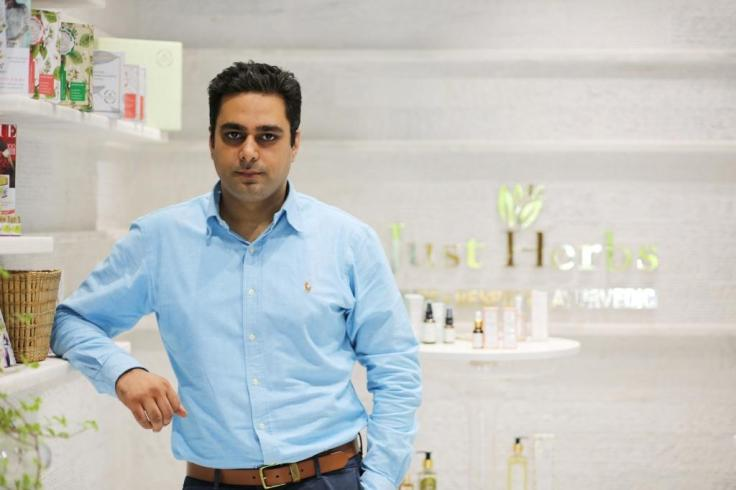 Mr. Arush Chopra, CEO, Just Herbs