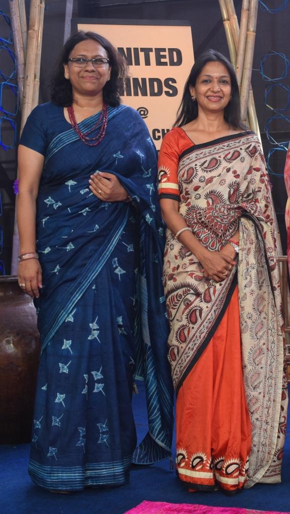 Ritu Khandelwal & Shalini Agarwal-Founder Nine Dot Squares
